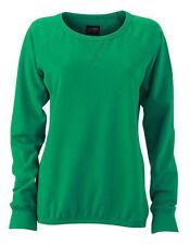 Jerséis y cárdigan de mujer de color principal verde 100% algodón