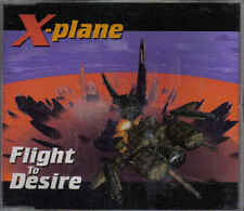 X Plane-Flight To Desire cd maxi single