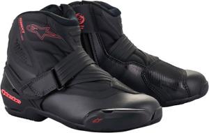 Alpinestars Stella SMX-1R V2 Boots US 5 / EU 38 Black/Pink
