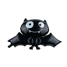 Animal Aluminum Halloween Black Bat Foil Balloon Kids Toys