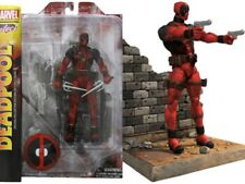 "Deadpool Marvel Select 7 "" Action Figure Merc con un Mouth X-Men Nuovo Moc Menta"