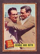 1962 Topps Yankees #140 Baseball Card