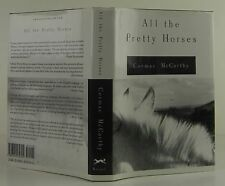 CORMAC MCCARTHY All the Pretty Horses FIRST EDITION