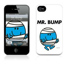 Hard Case GelaSkin- Mr Bump for iphone 4/4S