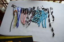 Bead Assortment MULTIPLE STRANDS FOR JEWELRY MAKING  BY COUSIN BLUE MOON