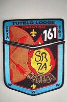 OA TUTELO LODGE 161 SCOUT 2-PATCH CONCLAVE 2008 SR7A FIRE FLAP
