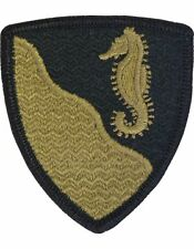 0036 Engineer Group Scorpion Patch with Fastener (PMV-0036B)
