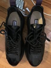 Eytys x H&M Shoes Sneakers Size US 7 Black Leather Platform HM chunky New Tags