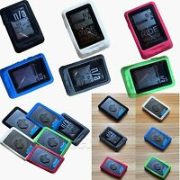 Gel Skin Silicone Case Cover for Wahoo Fitness ELEMNT GPS Bicycle Computer #H2U
