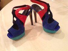 Jessica Simpson Women's Shoes Platform Sandals High Heel Size 7
