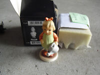 "Hummel Figurine Nature's Gift Girl 1072 729 Mint in BOX with COA 3 3/4"" Tall"