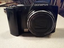 FOR PARTS  Olympus SZ-12 14 megapixels  w battery n charger and 4gb memory car