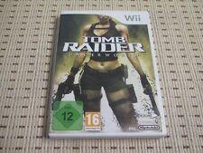 Tomb Raider Underworld per Nintendo Wii e Wii U * OVP *