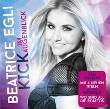 BEATRICE EGLI Kick Im Augenblick (Fan Edition) CD  NEU & OVP