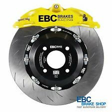 EBC Apollo Big Brake Kit for Hyundai i30N Performance 2017 - onwards - Yellow