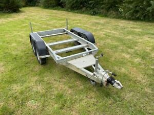 Western Generator Chassis Catering Events Trailer 3000kg *Serviced*