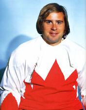 Ken Dryden team Canada 1972 8x10 Photo