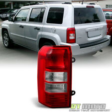 2008-2017 Jeep Patriot Brake Tail Lights Lamp Left DRIVER Side Replacement 08-17