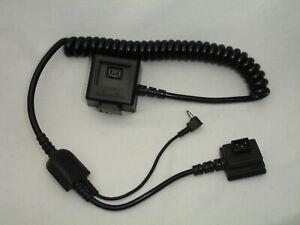 Minolta remote sensor adapter for 320x  / 320 Flash