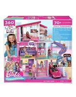 Barbie  DreamHouse Doll House Playset with 70+ Toys Accessories