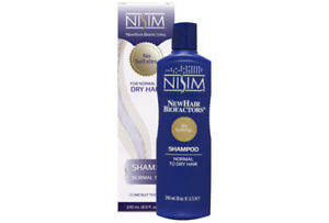 NISIM Thinning Hair Loss Shampoo Treatment Best for Alopecia Anti DHT Men Women