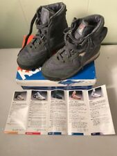 KangaROOS High Tops Sz 5 Boots Vintage Gray. Light Wear.