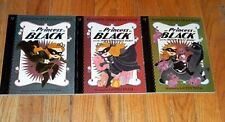SET of 3 (1-3) PRINCESS IN BLACK Children BOOKS Shannon Hale HUNGRY BUNNY HORDE