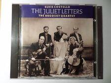 The Juliet Letters - Elvis Costello - The brodsky Quartet (CD)
