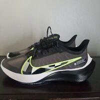 Nike Zoom Gravity Men's Running Shoes Black Dark Grey Ghost Green White NEW sz 9