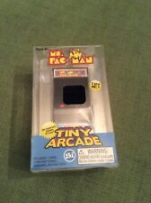 Tiny Arcade Game Ms. Pac-Man Smallest Fully Functional - Keychain