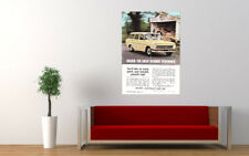 """1964 EH HOLDEN SPECIAL STATION WAGON PRINT WALL POSTER PICTURE 33.1""""x23.4"""""""