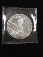 1981 Bluenose MacPuffin Dollar  Cape Breton Trade Token Sealed
