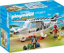 Playmobil 6938 Wildlife Safari Plane New