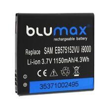 Original Handy Akku Blumax EB575152VU für Samsung Galaxy S1 i9000 Galaxy