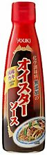 Youki Chemical seasoning additive-free oyster sauce 220g from Japan