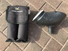 Paintball Viewloader Hopper And Extra Ammo Tubes
