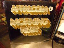 APPALOOSA Morning Riser [Champaign Ill] vinyl LP 1980 private press EX IN Shrink