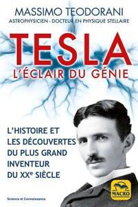 Tesla l'éclair du génie (3e édition)