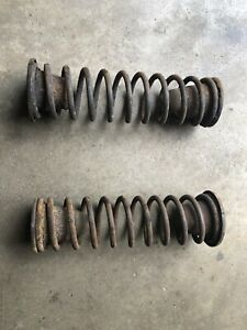 Nash metropolitan Coil Springs With Cups
