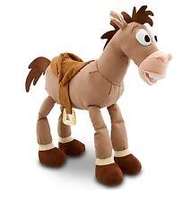 "Disney Store Pixar Toy Story Bullseye Horse BIG Plush 17"" Stuffed Animal"