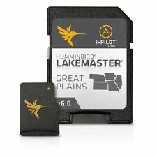 LakeMaster Great Plains V6 Map Chip 600017-5