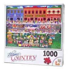 Home Country Lafayette Puzzle Factory Hometown Parade 1,000 piece