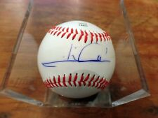 Mario Andretti Indy500 Autographed MLB Baseball SGC Certified