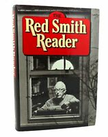Red Smith THE RED SMITH READER  1st Edition 1st Printing