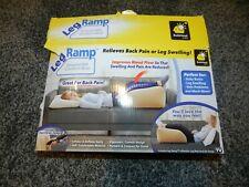 BULB HEAD INFLATABLE LEG RAMP BACK PAIN LEG SWELLING + w/BOX
