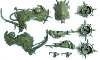 warhammer 40k Know no fear  Chaos Space Marines Death Guard Foetid Bloat-drone