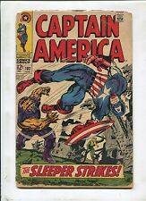 Captain America #102 ~ The Sleeper Strikes! ~ (Grade 4.0)WH