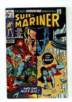 Sub-Mariner #37, FN 6.0, Death of Lady Dorma