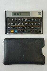 Hewlett Packard HP-15C Scientific Engineering Calculator With Case - Used