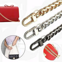 125cm Shoulder Crossbody Handbag Purse Chain Strap Handle Bag Metal Replacement